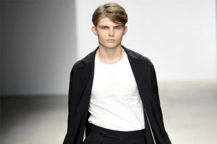 Central Saint Martins M.A. 2012 Fall/Winter Collection by John Gabriel Harrison