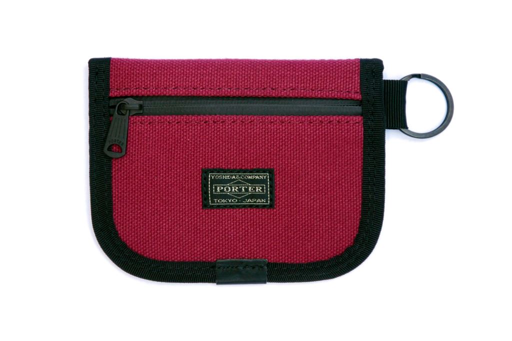 Chari & Co. x Bjirushi x Porter Mini-Wallet