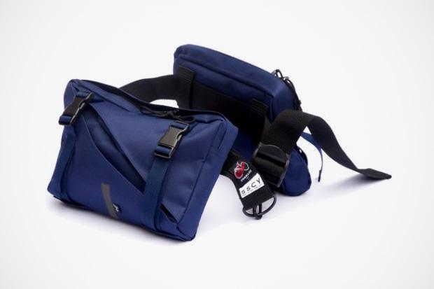 chari co x sscy bandolier bag