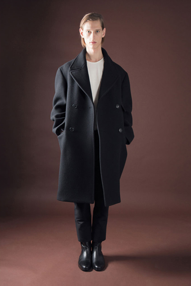 christophe lemaire 2012 fall winter collection