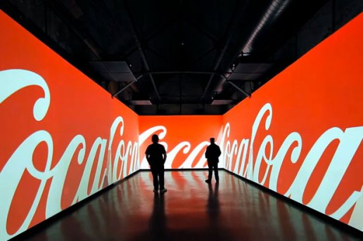"Coca-Cola ""125th Year Exhibition"" Video"