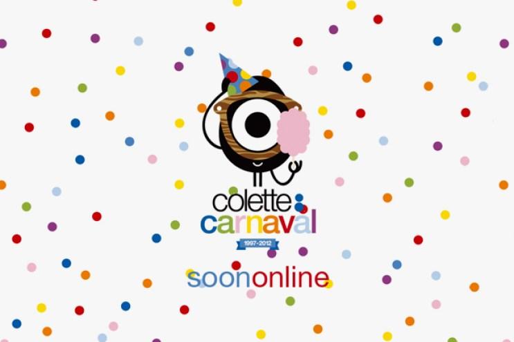 colette Paris 15th Anniversary Carnival