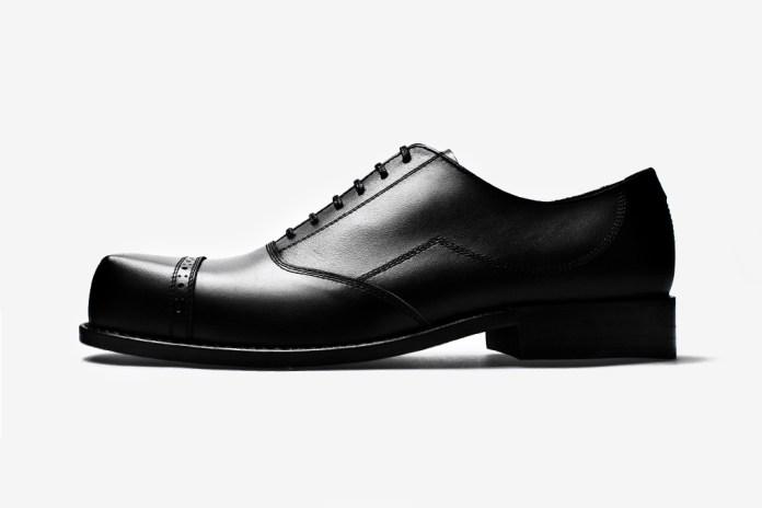COMME des GARCONS HOMME PLUS 2012 Spring/Summer Oxford Shoe