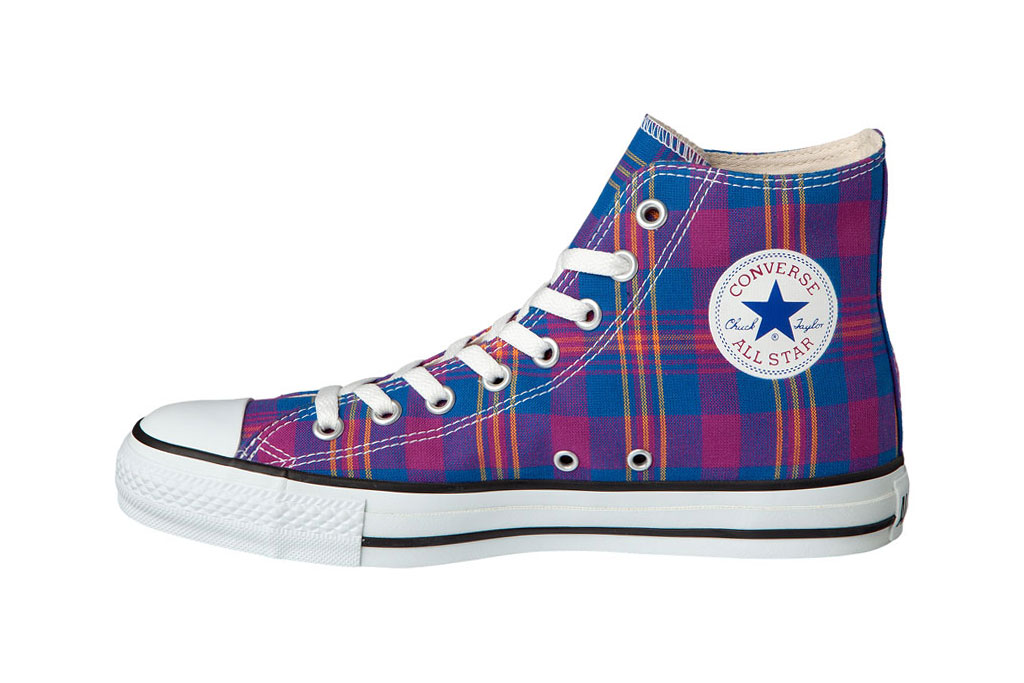 converse chuck taylor all star 2012 spring collection april releases