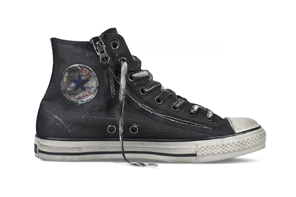 Converse John Varvatos Chuck Taylor All Star Canvas Double Zip