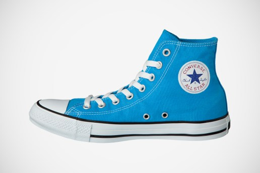 Converse Japan 2012 Spring All Star Wash Colors Collection