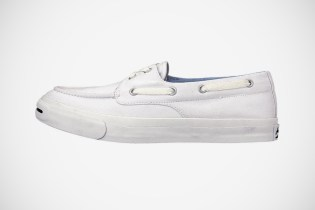 Converse Japan 2012 Spring Jack Purcell Boat-Moccasin Slip