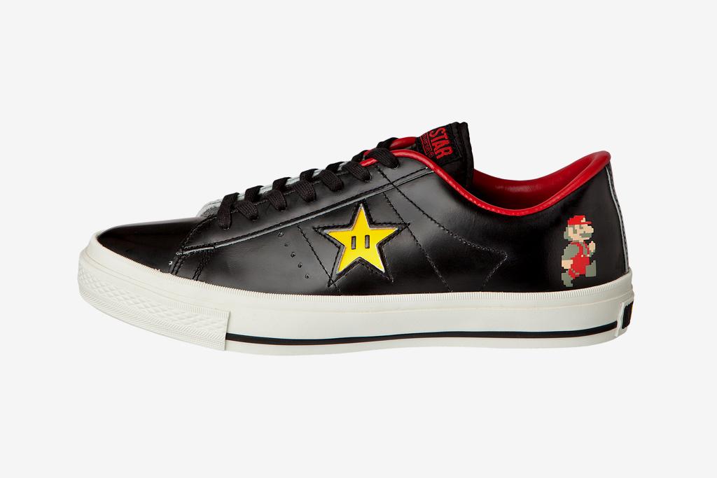 Converse Japan One Star Super Mario Bros. Ox