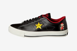 Converse Japan One Star Super Mario Bros. Ox