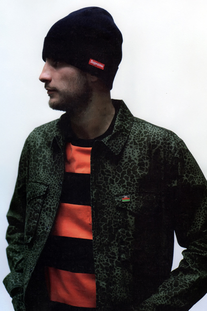 COOL TRANS: Supreme Spring/Summer 2012 Collection Editorial