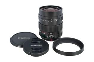Cosina Voigtlander Nokton 17.5mm/F0.95 Aspherical Lens
