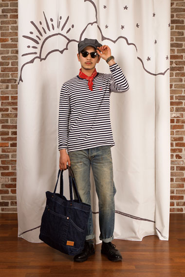 covernat 2012 spring summer collection lookbook