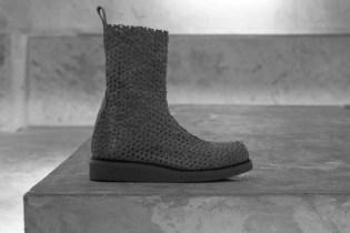 Damir Doma 2012 Spring/Summer Famor High Boots