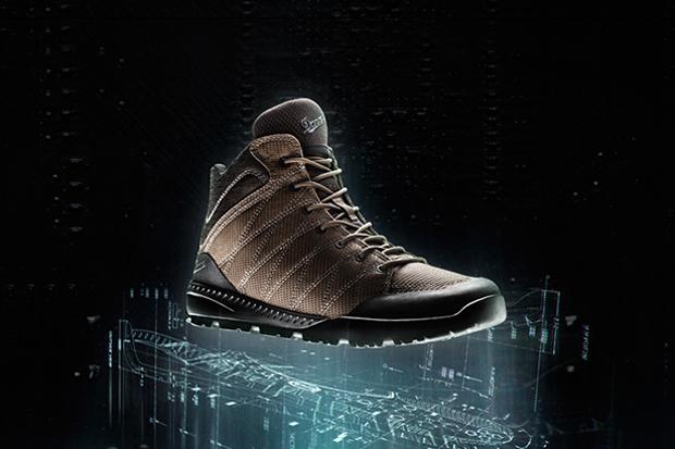 """Danner Melee 6"""" Canteen Uniform Boots"""
