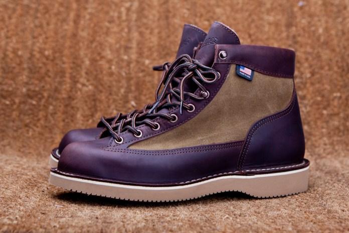 Danner 2012 Spring/Summer Light Heathman Boots