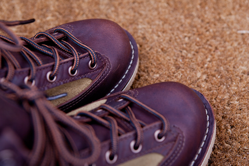 Danner 2012 Spring/Summer Light Heathman Boots
