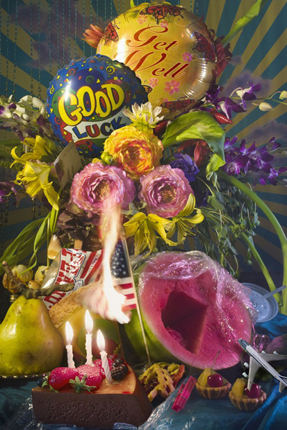 david lachapelle earth laughs in flowers exhibition robilant voena gallery