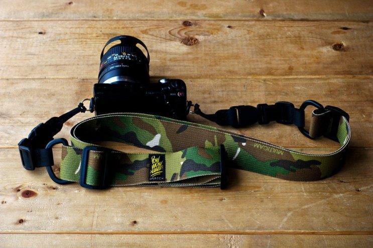 Day Job? x POW WOW Hawai'i 2012 x DSPTCH Camera Strap