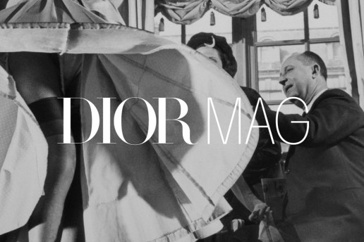 Dior Mag Online Publication Launch 29/02 Issue