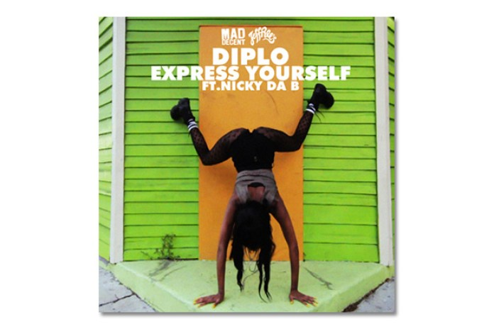 Diplo - Express Yourself