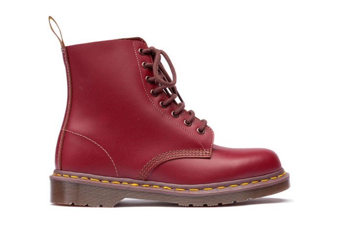 Brutus Trimfit x Dr. Martens 2012 Capsule Collection