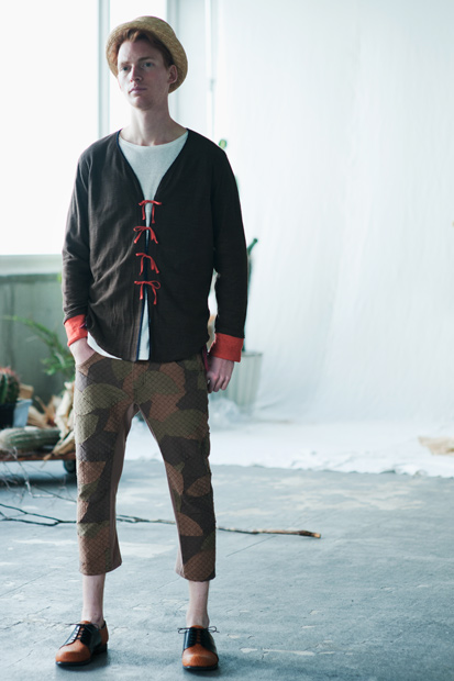 EOTOTO 2012 Spring/Summer Collection
