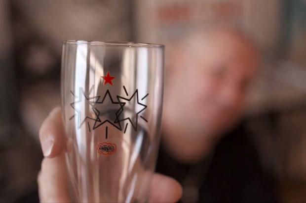Eric Haze: The Imperfect Star for Heineken