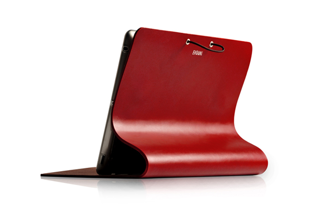 EVOUNI Leather 'Arc Cover' for iPad2