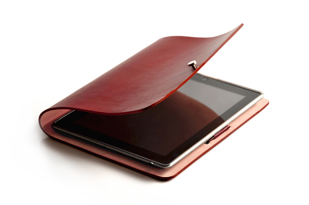 evouni leather arc cover for ipad2