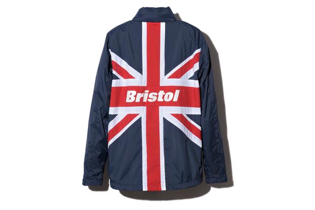 F.C.R.B. 2012 Spring/Summer Warm Up Jacket