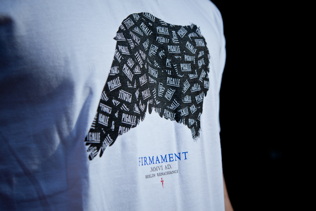 Firmament 2012 Pigalle & Cookies T-Shirts