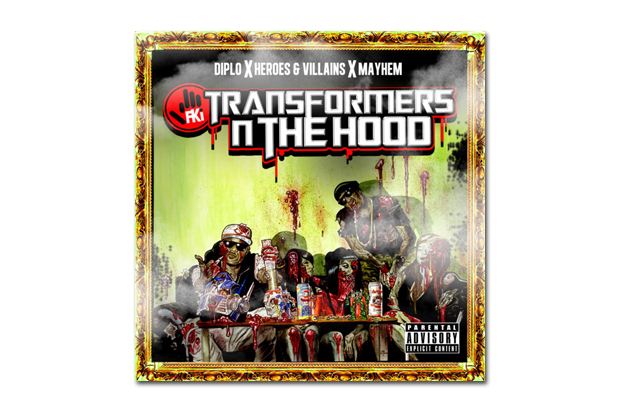 fki transformers n the hood mixtape