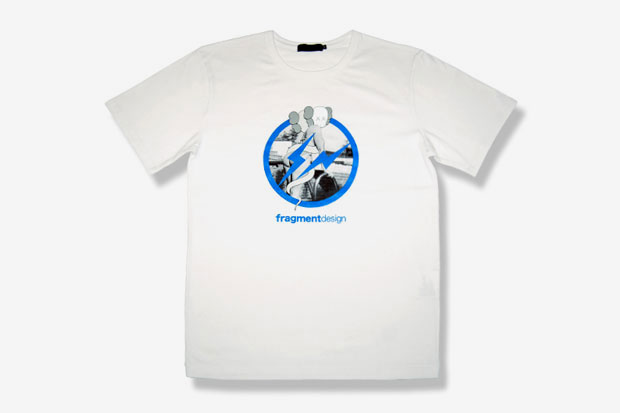 "fragment design x OriginalFake ""Girl Bending"" T-Shirt"