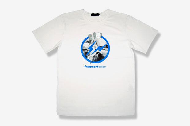 "fragment design x OriginalFake ""Girl Bending"" T-Shirt"