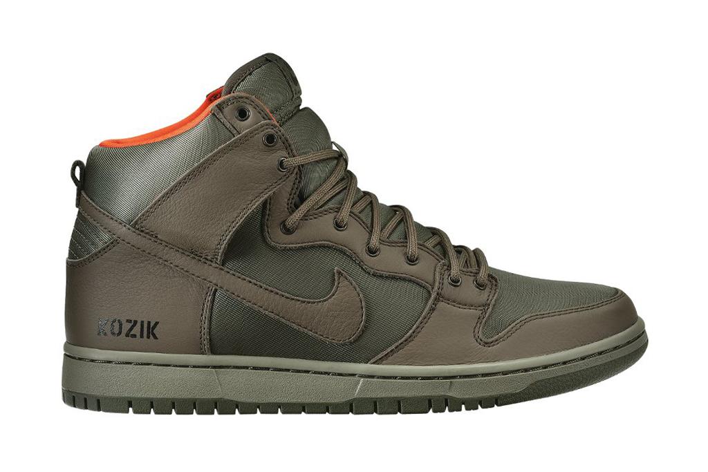 """Frank Kozik x Nike SB Dunk High """"Kozik Quickstrike"""""""