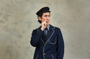 Frank Leder 2012 Spring/Summer Lookbook