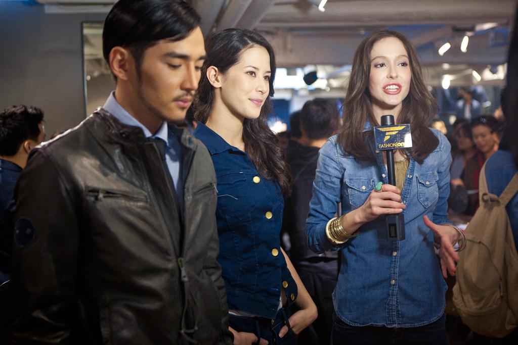 G-Star RAW Flagship Store Hong Kong Grand Opening