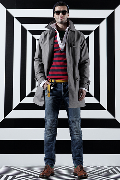 GANT by Michael Bastian 2012 Fall/Winter Collection