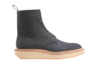 Giuliano Fujiwara 2012 Fall/Winter Footwear Collection
