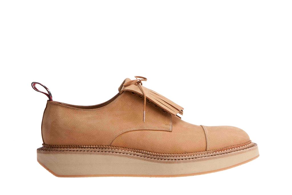 Giuliano Fujiwara 2012 Fall/Winter Footwear Collection