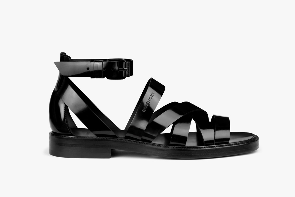 givenchy 2012 spring summer footwear collection