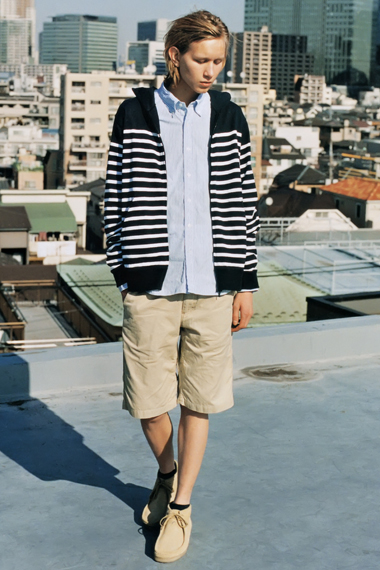 grind uniform experiment 2012 spring summer blue amp black editorial