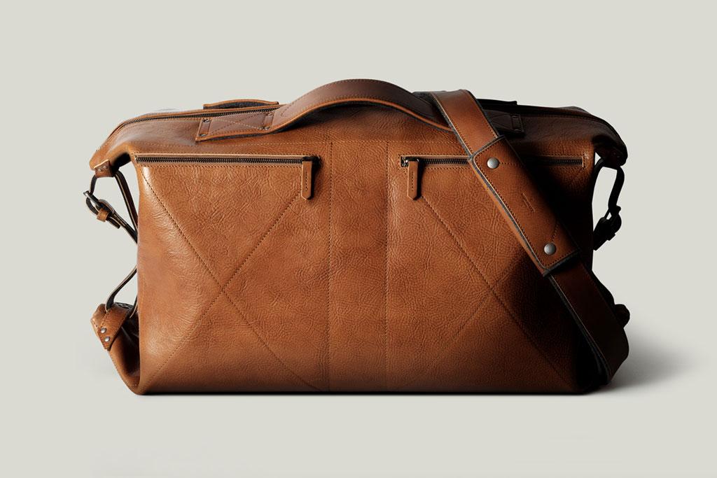 hard graft 3Fold Multi-Use Bag / Heritage