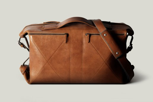 hard graft 3Fold Multi-Use Bag / Heritage