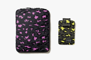 Head Porter AMUR iPad & iPhone Cases