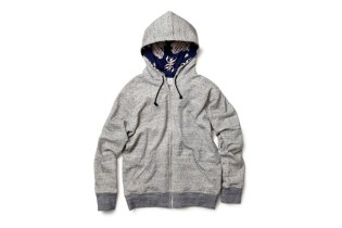Head Porter Plus 2012 Spring/Summer Aloha Sweat Parka