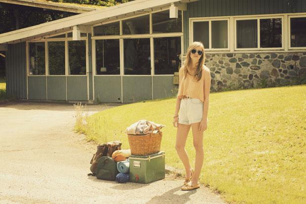 Herschel Supply Co. 2012 Spring/Summer Collection Lookbook
