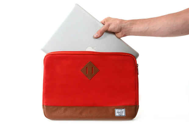 herschel supply co 2012 spring summer ipad laptop sleeves