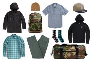 HUF 2012 Spring Collection Part 1