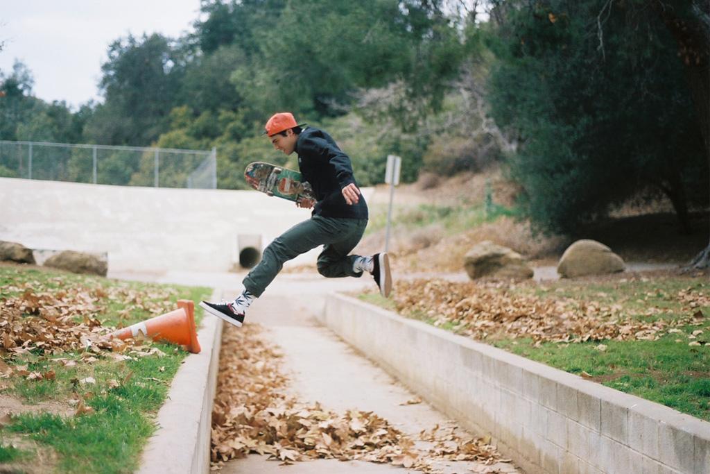 huf 2012 spring lookbook part 1